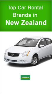Top Car Rental Brands in New Zealand